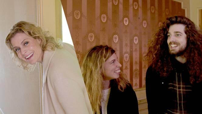 Ontdek de eerste beelden van 'Huis Gemaakt': koppel Harry en Jerina zijn meteen compleet ondersteboven