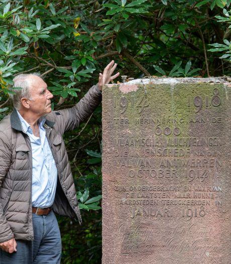 Woede over diefstal historisch kunstwerk uit Van Heekpark: 'Wie doet zoiets?'