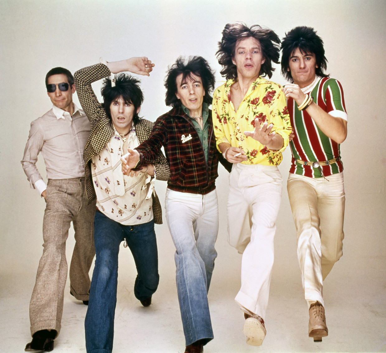 null Beeld The Rolling Stones archive