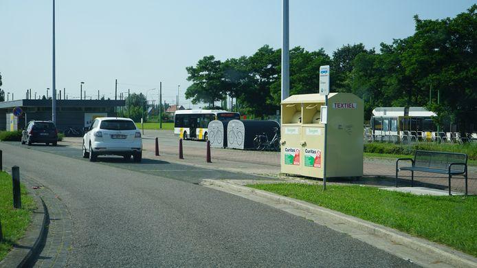 De Park & Ride Melsele is nu al een populaire overstapplaats voor pendelaars die de auto combineren met de tram.