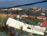 Bijna 30 doden bij ongeluk toeristenbus Madeira