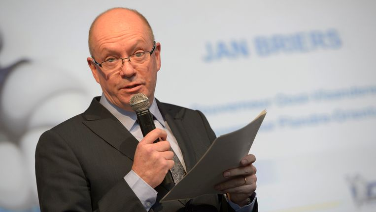 Gouverneur Jan Briers.