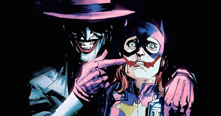 1988: in de comic 'The Killing Joke' van Alan Moore en tekenaar Brian Bolland wordt het verhaal van The Joker verteld vanuit het standpunt van die laatste. Beeld rv