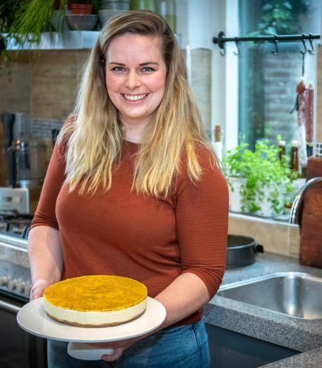 De chocoladetaart met passievrucht van Middelburgse Vicky is lekkerder dan het origineel