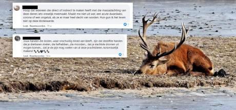 Gedeputeerde Flevoland met dood bedreigd vanwege afschot Oostvaardersplassen