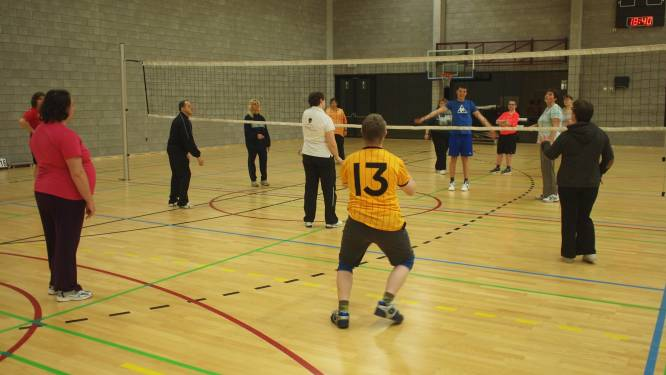 VC Panda's start proefproject voor G-volleybal