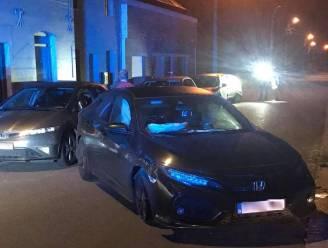 Opnieuw zware crash in Overimpestraat: vier wagens beschadigd