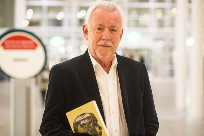 """André Buurman is na de verschijning van 'Terug naar Arras' nog lang niet klaar. ,,Boek nummer vier is onderweg."""""""