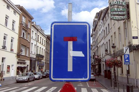 Foto van Lachen met 'Belgian Solutions'