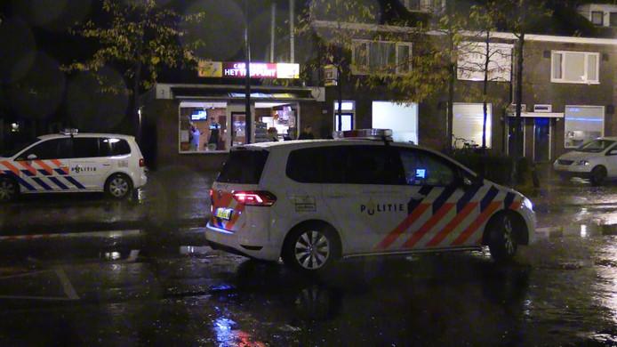 Overval op cafetaria aan de Gronausestraat in Glanerbrug