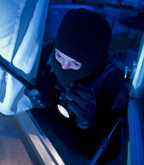 Coronapandemie houdt inbrekers in Gorinchem en West Betuwe niet buiten de deur