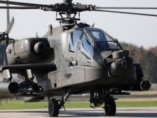 Hele week helikopteroefeningen boven Westerbork