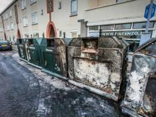 Haagse reljeugd fikt bijna 200 afvalcontainers af