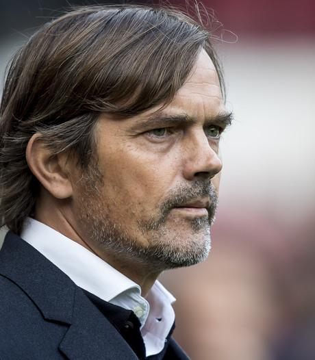 Cocu: We leken al met Feyenoord-Ajax bezig