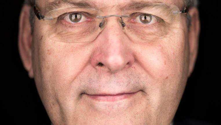 Lijsttrekker Henk Krol Beeld Mike Roelofs