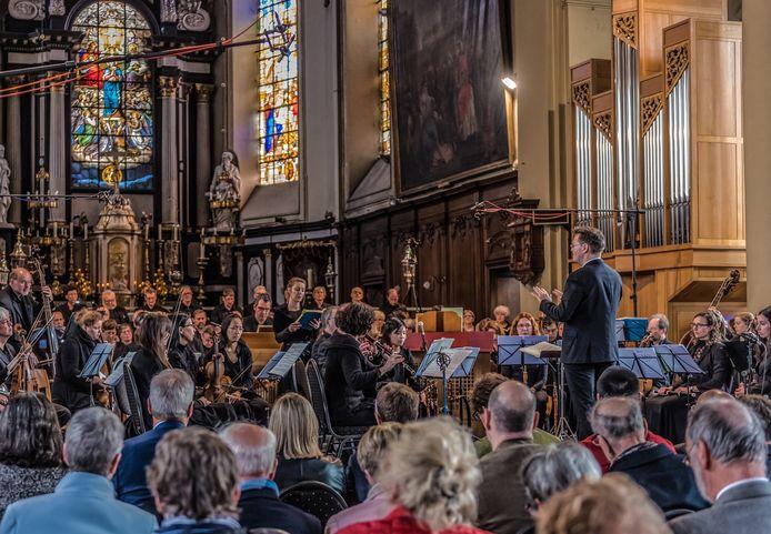 In 2019 ging het nog live door in de kerk, dit keer voorziet de organisatie een livestream.