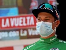 """Jasper Philipsen abandonne la Vuelta à cause de """"légers symptômes de fièvre"""""""