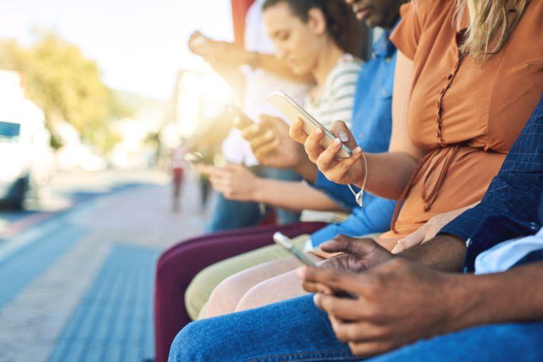Wat mogen we verwachten van de smartphones van 2019? Beeld Getty Images