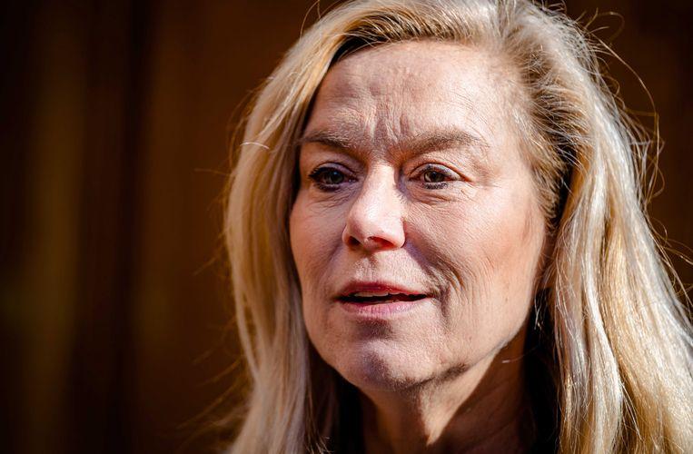 Sigrid Kaag (D66). Beeld EPA