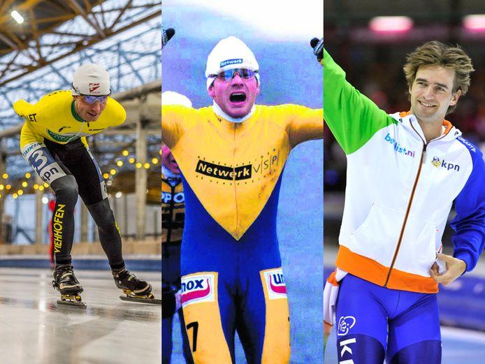 Timo Verkaaik, Henk Angenent en Mark Tuitert