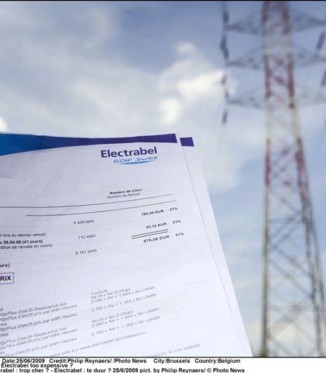 La Région wallonne hausse le prix du courant