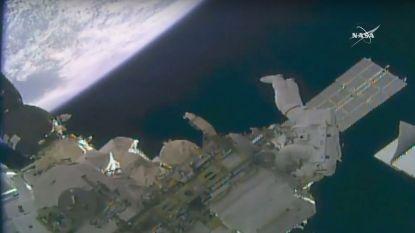 Kijk live mee tijdens de ruimtewandeling van ISS-astronauten