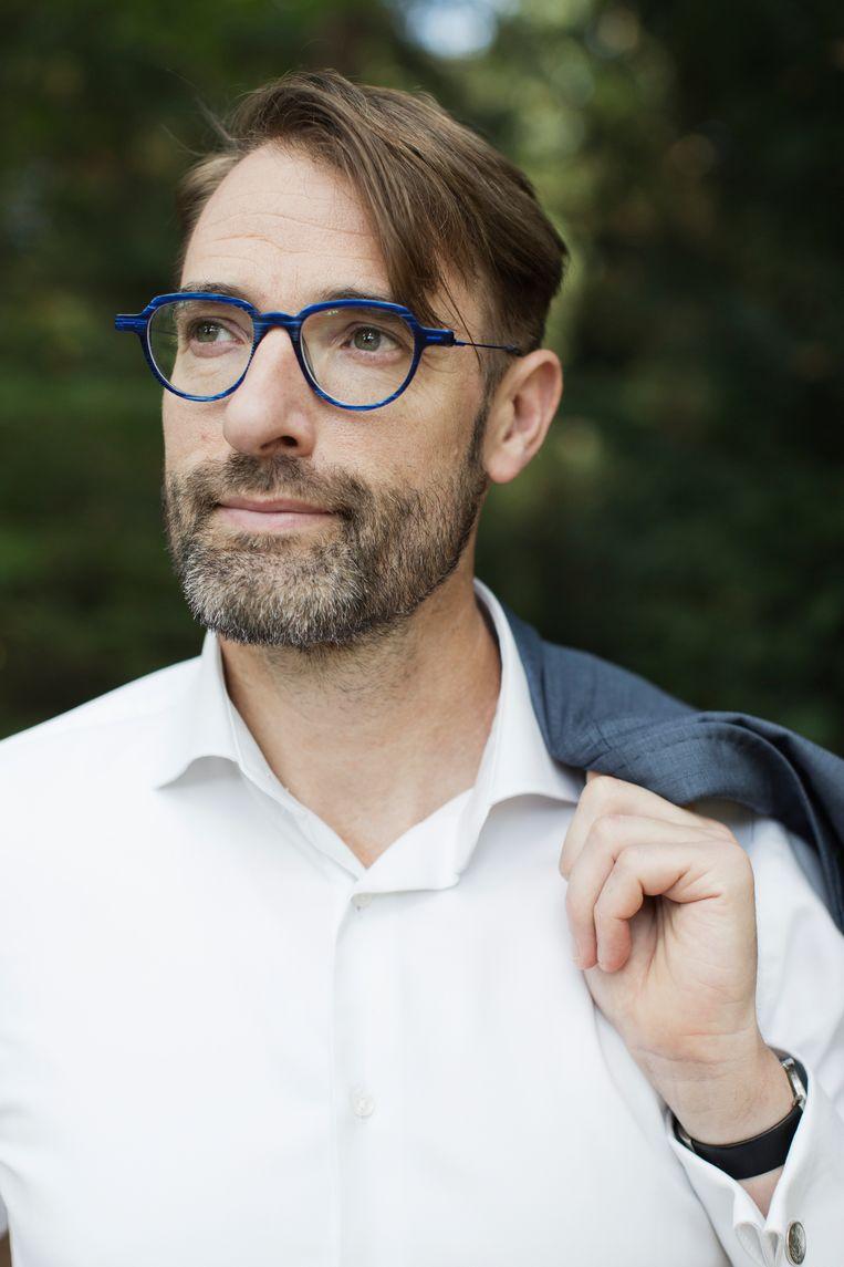 Hans Stegeman, hoofdstrateeg Triodos Investment Management  Beeld