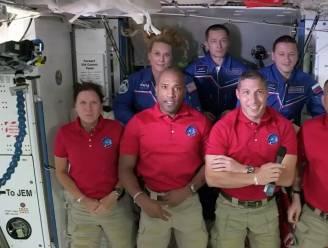 NASA-astronaute laat West-Vlaamse kaas naar ISS sturen