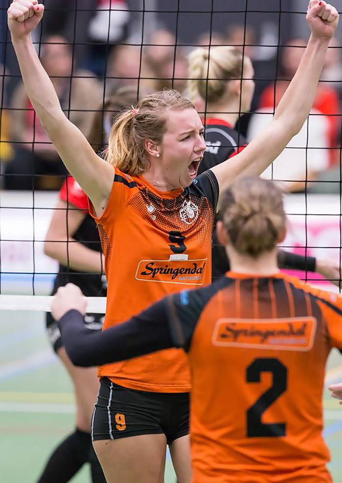 Mariannen het Lam Scholten: Van Set-Up naar Eurosped.
