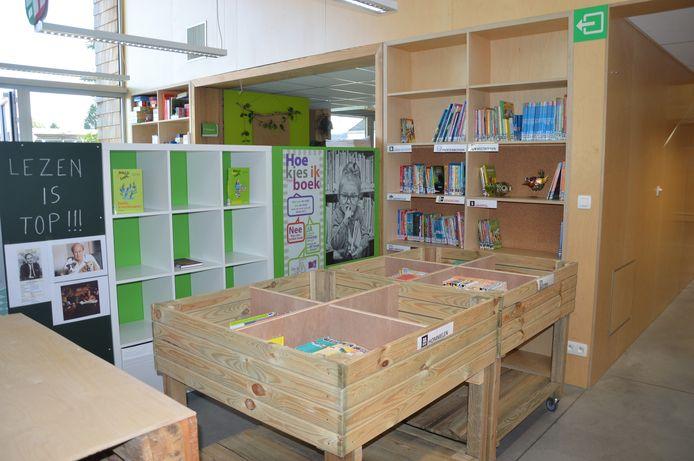 Basisschool De Krekel in Haaltert.
