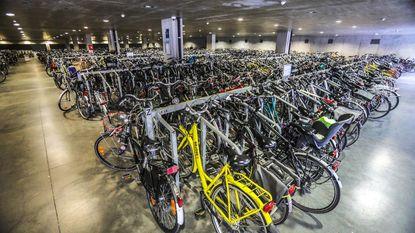 In één klap 1.276 fietsrekken erbij