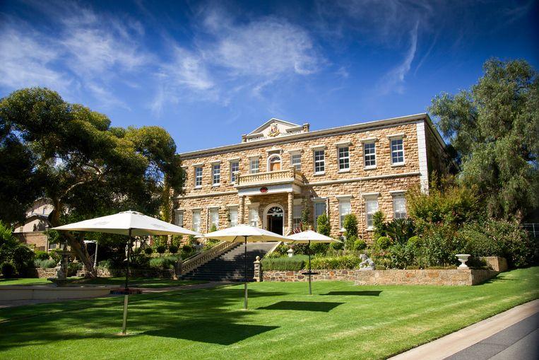 Wijnparadijs Barossa Valley bij Adelaide. Beeld Dieter Moeyaert