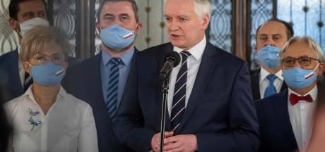 Polen krabbelt terug in ruzie met Europese Unie, wil wel verklaring