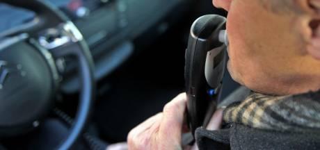 Bijna 900 alcoholzondaars ongehinderd de weg op