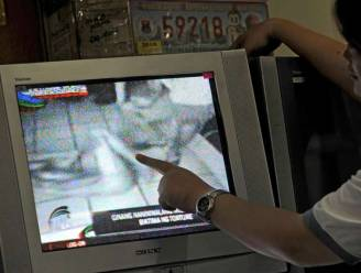 Naakte Filipijn zwaar gemarteld op politiebureau