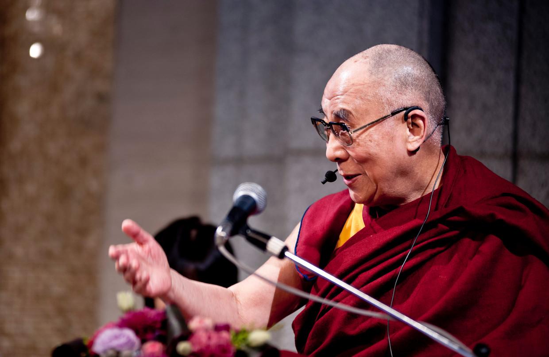 De Dalai Lama Beeld Getty Images