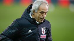 """Japanse bondscoach: """"Ondanks de individuele kwaliteiten heeft deze Belgische ploeg nog niets gewonnen"""""""
