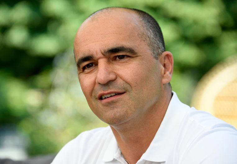 Roberto Martínez.