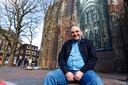 """Erkan Zorlu bezoekt wekelijks de Domkerk. """"Utrecht zal niet accepteren dat de kerk dichtgaat.″"""