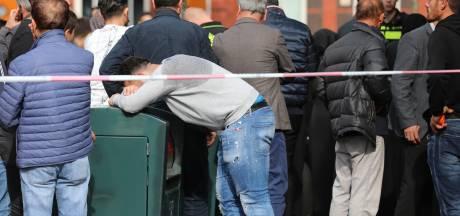 Verdachte van fatale steekpartij op Turkse uitvaart stak andere man in zijn hals