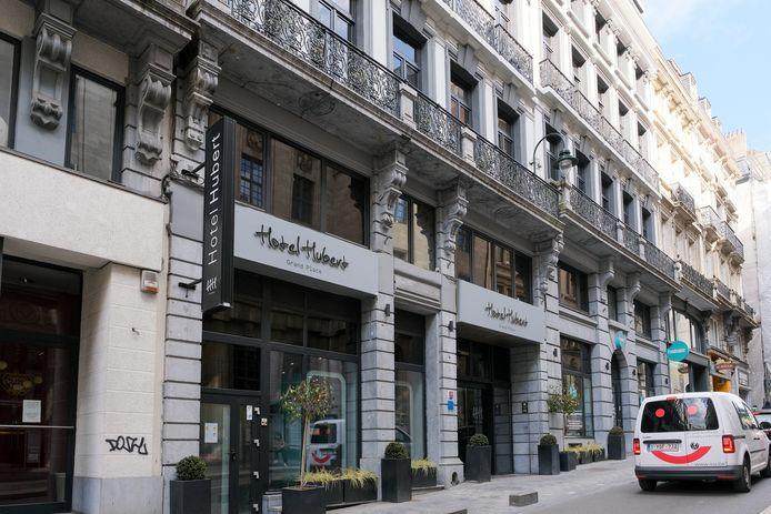 Voor de nieuwe Brusselse vestiging werkt Casper samen met Hotel Hubert. De ghost kitchen gaat zich in de keukens van het boutiquehotel vestigen.