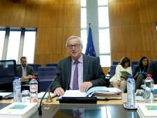 """Juncker appelle Londres à """"clarifier le plus rapidement possible"""" sa situation"""