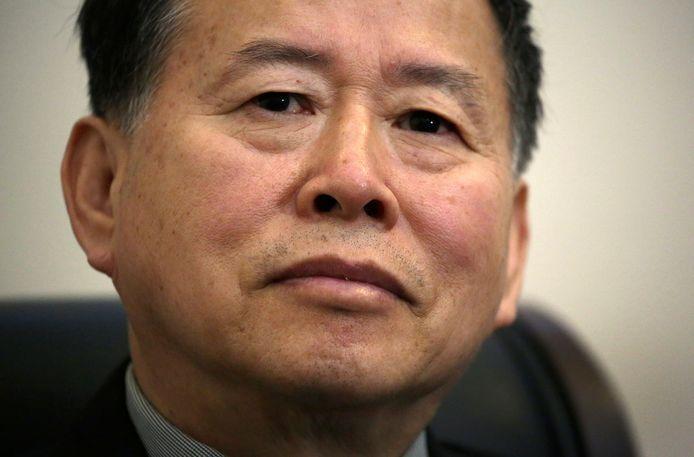 Han Song Ryol, de viceminister van Buitenlandse Zaken van Noord-Korea, waarschuwt voor oorlog als de Verenigde Staten zijn land blijven provoceren.