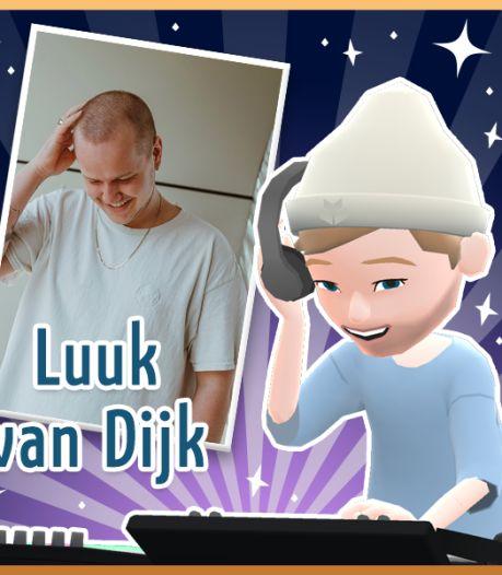 Luuk (24) draait als eerste dj ter wereld in virtuele concertzaal van game
