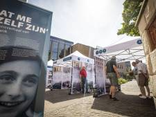 Buitententoonstelling over Anne Frank een buitenkansje voor 'trots en blij' Oldenzaal