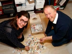 Postzegels verzamelen weer hip: 'Nabestaanden gaan gewoon verder met verzameling vader of opa'