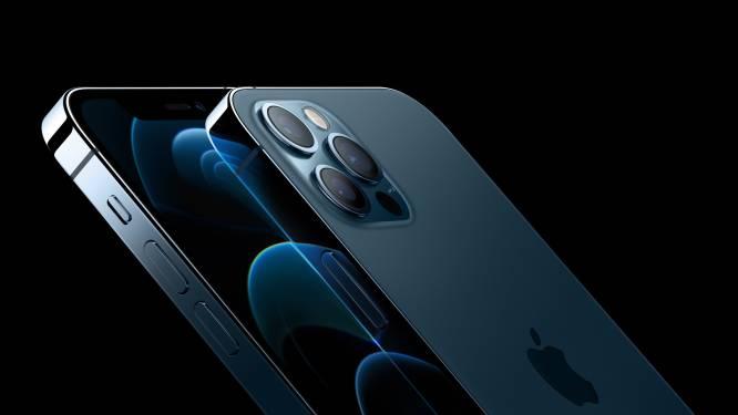 Apple behaalt recordomzet dankzij goede verkopen van iPhone 12-telefoons