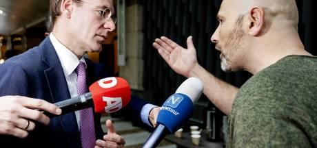 Roger schreeuwde door debat toeslagenaffaire: Mijn hele leven is naar de klote