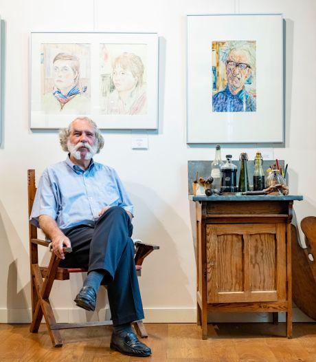 Esbeek omarmt Andreas Schotel, maar in het eigen Rotterdam kennen ze hun kunstenaar niet