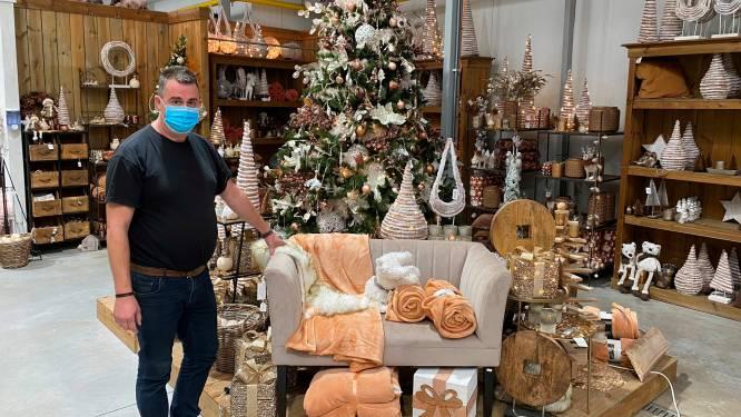 """Coronacrisis doet verkoop kerstspullen pieken: """"Acht op de tien klanten leggen kerstgerief in hun kar"""""""